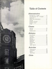 Page 9, 1950 Edition, Lincoln High School - Lincolnian Yearbook (Tacoma, WA) online yearbook collection