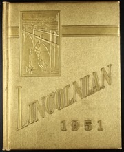 Lincoln High School - Lincolnian Yearbook (Tacoma, WA) online yearbook collection, 1951 Edition, Page 1