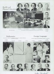 Page 15, 1956 Edition, Lincoln High School - Lincolnian Yearbook (Tacoma, WA) online yearbook collection