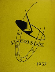 Lincoln High School - Lincolnian Yearbook (Tacoma, WA) online yearbook collection, 1957 Edition, Page 1