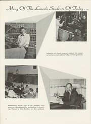 Page 10, 1963 Edition, Lincoln High School - Lincolnian Yearbook (Tacoma, WA) online yearbook collection