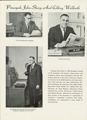 Page 14, 1963 Edition, Lincoln High School - Lincolnian Yearbook (Tacoma, WA) online yearbook collection