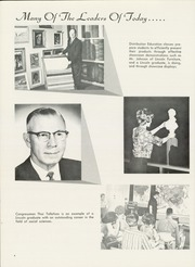 Page 8, 1963 Edition, Lincoln High School - Lincolnian Yearbook (Tacoma, WA) online yearbook collection