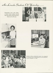 Page 9, 1963 Edition, Lincoln High School - Lincolnian Yearbook (Tacoma, WA) online yearbook collection