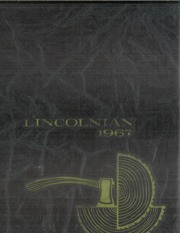Page 1, 1967 Edition, Lincoln High School - Lincolnian Yearbook (Tacoma, WA) online yearbook collection
