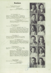 Page 13, 1944 Edition, Central Kitsap High School - Echo Yearbook (Silverdale, WA) online yearbook collection
