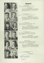 Page 14, 1944 Edition, Central Kitsap High School - Echo Yearbook (Silverdale, WA) online yearbook collection