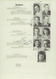 Page 15, 1944 Edition, Central Kitsap High School - Echo Yearbook (Silverdale, WA) online yearbook collection