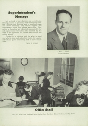 Page 8, 1944 Edition, Central Kitsap High School - Echo Yearbook (Silverdale, WA) online yearbook collection