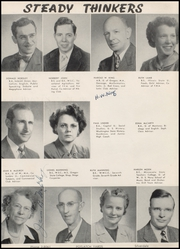 Page 10, 1953 Edition, Central Kitsap High School - Echo Yearbook (Silverdale, WA) online yearbook collection