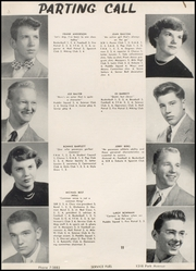 Page 15, 1953 Edition, Central Kitsap High School - Echo Yearbook (Silverdale, WA) online yearbook collection