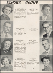 Page 16, 1953 Edition, Central Kitsap High School - Echo Yearbook (Silverdale, WA) online yearbook collection