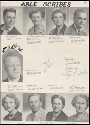 Page 9, 1953 Edition, Central Kitsap High School - Echo Yearbook (Silverdale, WA) online yearbook collection