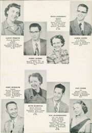 Page 13, 1953 Edition, Omak High School - Omache Yearbook (Omak, WA) online yearbook collection