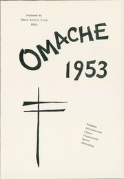 Page 5, 1953 Edition, Omak High School - Omache Yearbook (Omak, WA) online yearbook collection