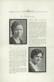 Page 8, 1932 Edition, Puyallup High School - Viking Yearbook (Puyallup, WA) online yearbook collection