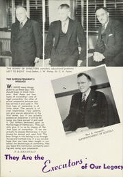 Page 10, 1941 Edition, Puyallup High School - Viking Yearbook (Puyallup, WA) online yearbook collection