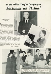Page 11, 1941 Edition, Puyallup High School - Viking Yearbook (Puyallup, WA) online yearbook collection