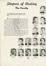 Page 12, 1941 Edition, Puyallup High School - Viking Yearbook (Puyallup, WA) online yearbook collection
