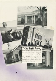 Page 7, 1941 Edition, Puyallup High School - Viking Yearbook (Puyallup, WA) online yearbook collection