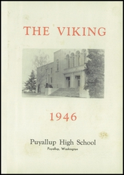 Page 5, 1946 Edition, Puyallup High School - Viking Yearbook (Puyallup, WA) online yearbook collection