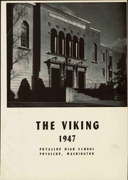 Page 7, 1947 Edition, Puyallup High School - Viking Yearbook (Puyallup, WA) online yearbook collection
