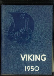 1950 Edition, Puyallup High School - Viking Yearbook (Puyallup, WA)