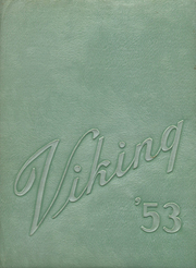 1953 Edition, Puyallup High School - Viking Yearbook (Puyallup, WA)