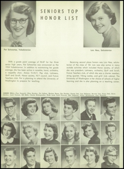 Page 10, 1954 Edition, Puyallup High School - Viking Yearbook (Puyallup, WA) online yearbook collection