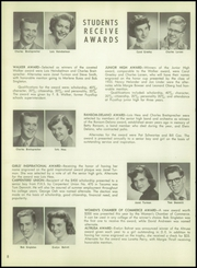 Page 12, 1954 Edition, Puyallup High School - Viking Yearbook (Puyallup, WA) online yearbook collection