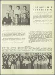 Page 15, 1954 Edition, Puyallup High School - Viking Yearbook (Puyallup, WA) online yearbook collection