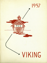 1957 Edition, Puyallup High School - Viking Yearbook (Puyallup, WA)