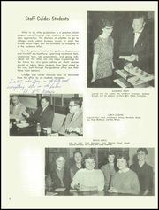 Page 12, 1960 Edition, Puyallup High School - Viking Yearbook (Puyallup, WA) online yearbook collection