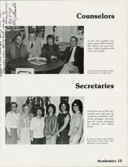 Page 17, 1981 Edition, Puyallup High School - Viking Yearbook (Puyallup, WA) online yearbook collection