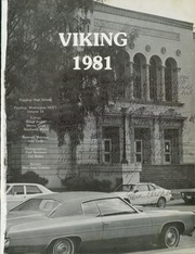 Page 5, 1981 Edition, Puyallup High School - Viking Yearbook (Puyallup, WA) online yearbook collection