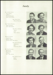 Page 13, 1950 Edition, Montesano High School - Sylvan Yearbook (Montesano, WA) online yearbook collection