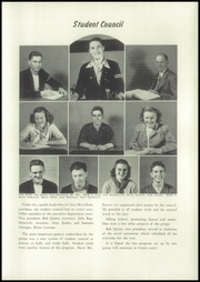 Page 15, 1950 Edition, Montesano High School - Sylvan Yearbook (Montesano, WA) online yearbook collection
