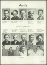 Page 13, 1952 Edition, Montesano High School - Sylvan Yearbook (Montesano, WA) online yearbook collection