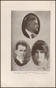 Page 16, 1919 Edition, Queen Anne High School - Grizzly Yearbook (Seattle, WA) online yearbook collection
