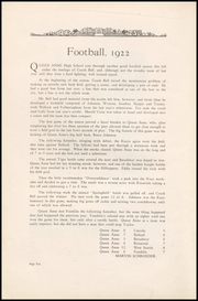 Page 14, 1923 Edition, Queen Anne High School - Grizzly Yearbook (Seattle, WA) online yearbook collection