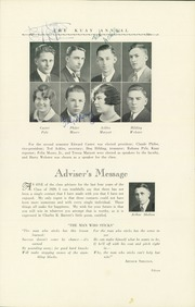 Page 21, 1929 Edition, Queen Anne High School - Grizzly Yearbook (Seattle, WA) online yearbook collection