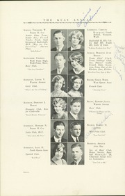 Page 22, 1929 Edition, Queen Anne High School - Grizzly Yearbook (Seattle, WA) online yearbook collection