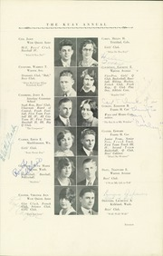 Page 25, 1929 Edition, Queen Anne High School - Grizzly Yearbook (Seattle, WA) online yearbook collection