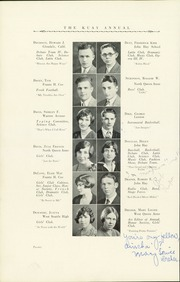 Page 26, 1929 Edition, Queen Anne High School - Grizzly Yearbook (Seattle, WA) online yearbook collection