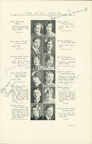 Page 27, 1929 Edition, Queen Anne High School - Grizzly Yearbook (Seattle, WA) online yearbook collection