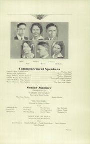 Page 17, 1931 Edition, Queen Anne High School - Grizzly Yearbook (Seattle, WA) online yearbook collection