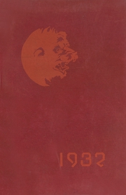 Queen Anne High School - Grizzly Yearbook (Seattle, WA) online yearbook collection, 1932 Edition, Page 1