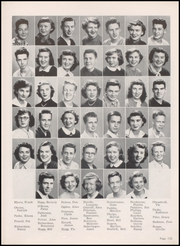 Page 109, 1951 Edition, Queen Anne High School - Grizzly Yearbook (Seattle, WA) online yearbook collection