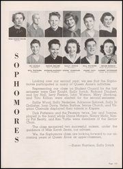 Page 111, 1951 Edition, Queen Anne High School - Grizzly Yearbook (Seattle, WA) online yearbook collection