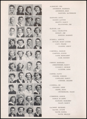 Page 112, 1951 Edition, Queen Anne High School - Grizzly Yearbook (Seattle, WA) online yearbook collection
